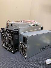 S9 Antminer 13.5 TH/s w /PSU Mines Bitcoin