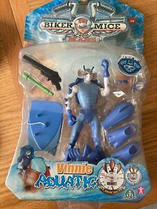Biker Mice from Mars - Vinnie - Aquatic figure - Boxed