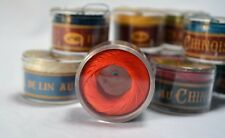 No. 380 TANGO Fil Au Chinois WAXED LINEN Single Ply Sewing Thread in 50m Capsule