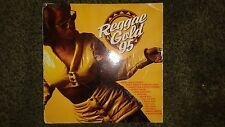 RARE ! YELLOW VINYL ! REGGAE LP: REGGAE GOLD '95  1995 VP RECORDS VPRL-1429