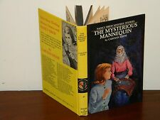 Vintage Nancy Drew Mystery #47 The Mysterious Mannequin 2nd Ed. 1970B-2 Keene