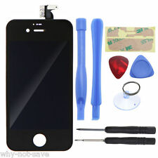Full LCD Digitizer Display Glass Screen Assembly Replacement for iPhone 4S A1387