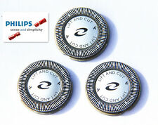 Genuine 3x shaver heads foil blade cutter for Philips Norelco HQ56 HQ55 HQ4+ HQ3
