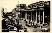 Bordeaux CPA ~1930 Place de la Comedie Grand Theatre Straßenpartie alte Autos