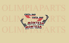 MONTESA COTA 349 ADESIVI STICKERS