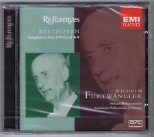 FURTWANGLER CD NEW BEETHOVEN SYMPHONY Nos 6 & 8