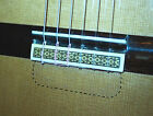 Classical Guitar Soundboard Protector- Rosette Tie-Guard > No String Dings