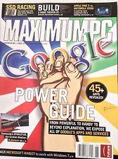 Maximum PC Magazine Google Power Guide June 2011 081117nonrh