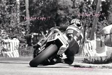 Barry Sheene Yamaha YZR 500 World Championship Season 1981 Photograph 4