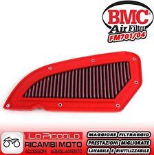 KYMCO DOWNTOWN 300 2011 2012 2013 2014 FM701/04 FILTRO ARIA SPORTIVO BMC RACING