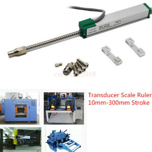 Linear Displacement Position Sensor Transducer Injection Machine Scale KTR