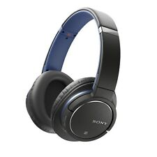 Sony MDR-ZX770BN Bluetooth Kopfhörer mit Noise Cancelling blau