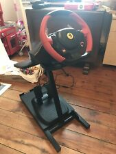 Thrustmaster Ferrari Spider Steering Wheel And Pedals for Xbox One With Stand