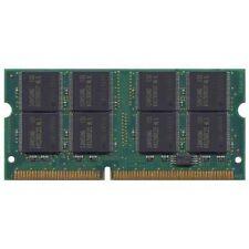 256MB PC100 CL2 144-PIN LOW DENSITY SDRAM SODIMM LAPTOP MEMORY