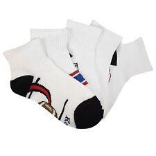 NWT Keds 5 Pack Boys Small Size 7-10 Quarter Socks - Sports Goal