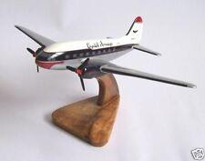 Curtiss C-46 Commando Capitol Wood Model Plane Regular Free Shipping