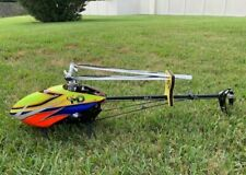 RC Helicopter MD 700 / 800 BNF - (Similar to Trex Synergy Logo Goblin)