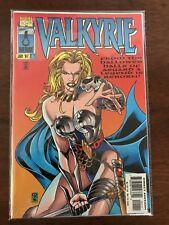 Valkyrie Issue #1 Marvel Comics January 1997 Comic Book FREE bag/board Unread
