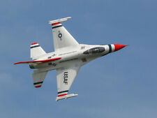 F-16 Thunderbirds 70mm EDF Jet BNF Basic