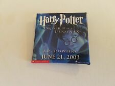 Harry Potter Order of the Phoenix Promo Button