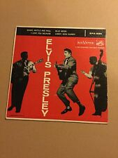 Elvis Presley - USA EP (EPA 830).