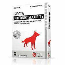 G Data Internet Security 2017  1 PCs 6 Monate  Download Version
