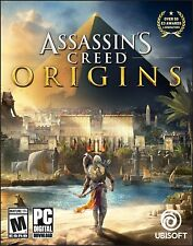 Assassin's Creed: Origins - PC [Digital Game Code] - NO EMAIL DELIVERY NEW