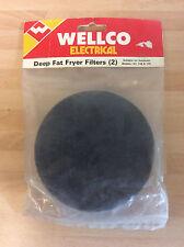 New Deep Fat Fryer Charcoal Filter Sunbeam 147 148 149 MFS430B