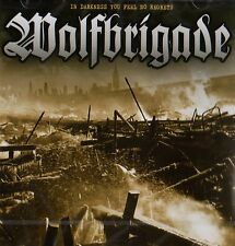 Wolf Brigata-in Darkness you feel No Regrets CD (2003) Wolfpack, Svezia crust