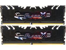 G.SKILL Flare X (for AMD) 16GB (2 x 8GB) 288-Pin DDR4 SDRAM DDR4 3200 (PC4 25600