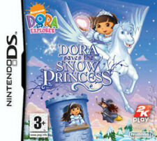 Dora Saves the Snow Princess (DS) PEGI 3+ Adventure Expertly Refurbished Product