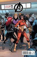 Avengers #40 Larroca Welcome Home Variant Marvel Comics Unread New