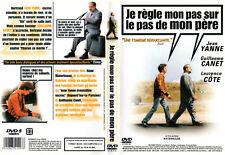 DVD - JE REGLE MON PAS SUR LE PAS DE MON PERE - Yanne,Canet,Côte,Waterhouse