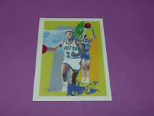POOH RICHARDSON MINNESOTA TIMBERWOLVES C. MARSH 1990 NBA HOOPS BASKETBALL CARD