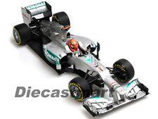 MERCEDES AMG PETRONAS F1 EUROPEAN 2012 W03 SCHUMACHER 1:18 MINICHAMPS 110120207