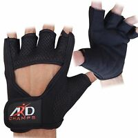 ARD Weight Mesh Lifting Gloves Strengthen Training Fitness Gym Exercise Workout