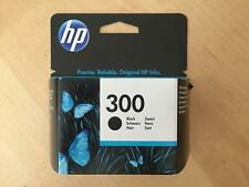 Genuine BOXED HP 300 Ink - CC640EE BLACK / D1660 2560 2660 5560 (INC VAT) 2020