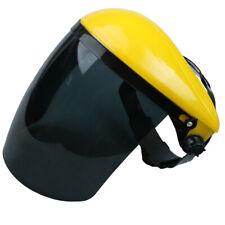 Clear Full Face Shield Safety Helmet Visor Mask Eye Protection