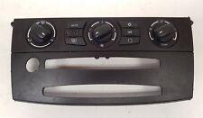 Genuine BMW Climate Control Panel and CCC Fascia Fits 5 Series E60 E61 6946979