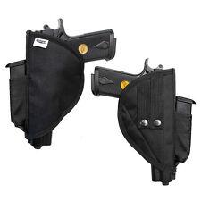 Stealth MOLLE Pistol Holster Tactical Handgun Storage Gun Safe Police Military