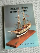 Model Ships from Scratch by Scott Robertson, Paperback