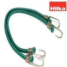 """HILKA 2 pce 24"""" (600mm) x 12mm Heavy Duty Bungee Straps Made to BS and TUV/GS st"""