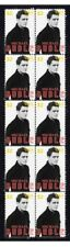 MICHAEL BUBLE STRIP OF 10 MINT MUSIC VIGNETTE STAMPS 5