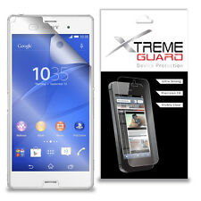 Genuine XtremeGuard LCD Screen Protector Cover For Sony Xperia Z3 (Anti-Scratch)