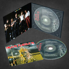 IRON MAIDEN IRON MAIDEN REMASTERED CD - NEW RELEASE NOVEMBER 2018