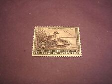 US Stamp  Scott#  RW6 Hunting Permit 1939 MNH   C250