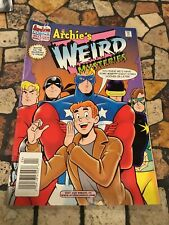 Archie's Weird Mysteries #3 2000 April
