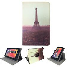 Tablet Tasche für ARCHOS 101c Copper  Hülle Etui Paris Sun 2 10.1 Zoll 360