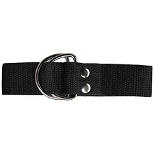 "Adams Usa Web Football Belt, 1 inch wide x 52 inches long Black 1"" Wide New"