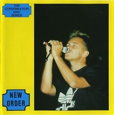 NEW ORDER In Conversation 1988 UK 40 min interview CD LTD (ABCD 006)
